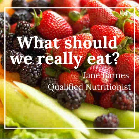 What should we really eat?